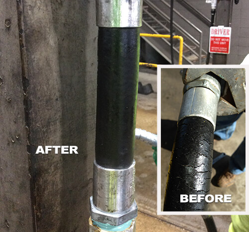 Whip Hose Replacement