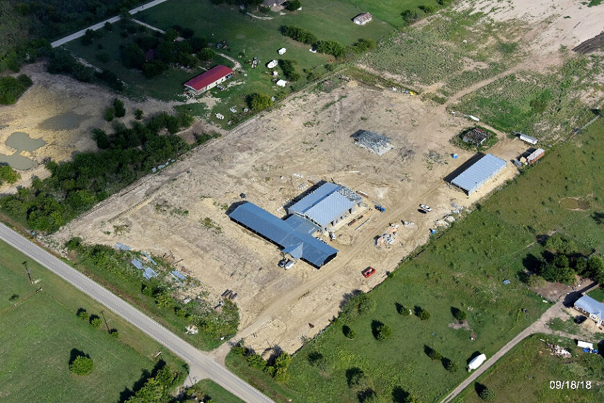 TX DOT Kaufman Maintenance Facility